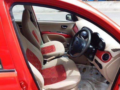 2009 Hyundai i10 Sportz 1.2 MT for sale in Chennai