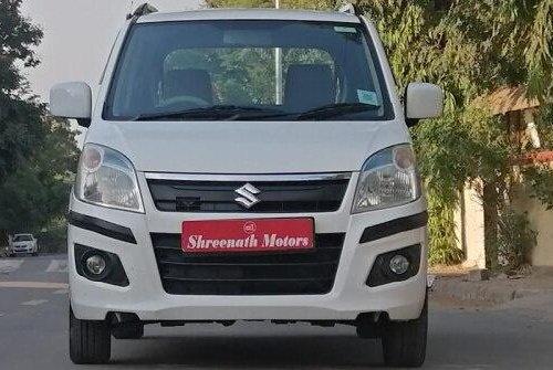 Maruti Wagon R VXI 2015 MT for sale in Ahmedabad