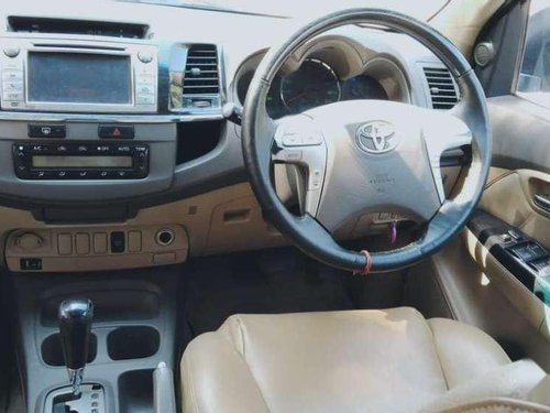2012 Toyota Fortuner 4x2 MT for sale in Chandigarh