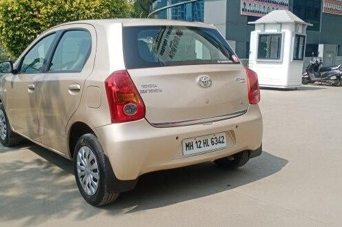 Toyota Etios Liva G 2011 MT for sale in Pune