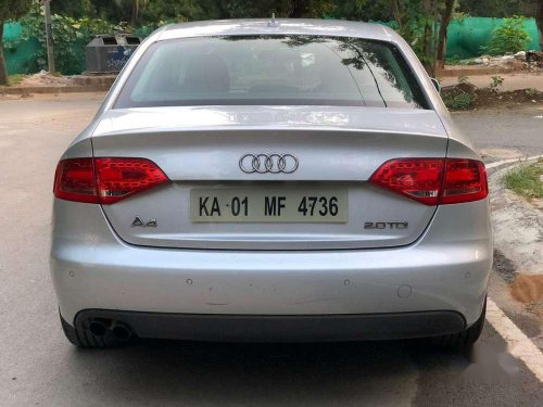 Used Audi A4 2.0 TDI 2010 AT for sale in Nagar