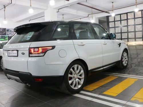 Used 2015 Land Rover Range Rover Sport HSE AT in New Delhi