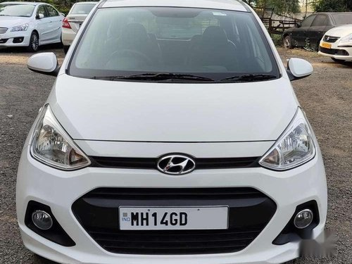 2017 Hyundai Grand i10 Sportz MT for sale in Pune