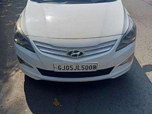 Hyundai Fluidic Verna 2015 MT for sale in Surat