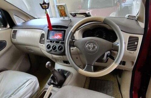2007 Toyota Innova 2.5 G4 Diesel 8-seater MT in Chennai