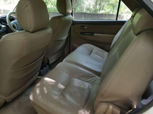 2013 Toyota Fortuner AT for sale in Hyderabad