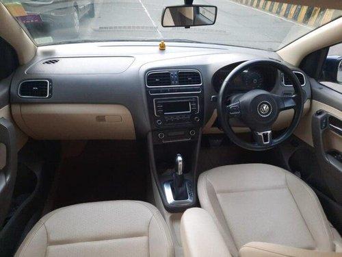 2013 Volkswagen Vento 1.2 TSI Comfortline AT in Mumbai