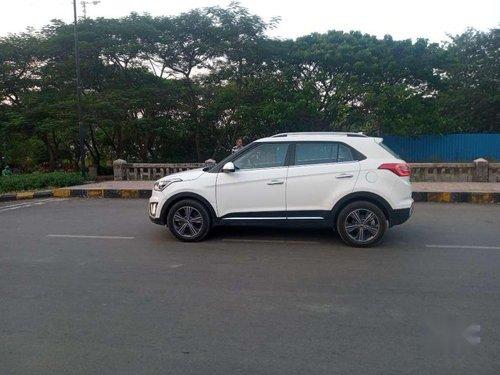 2015 Hyundai Creta 1.6 CRDi SX Option AT in Mumbai