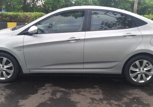 2011 Hyundai Verna 1.6 SX VTVT (O) AT in Mumbai
