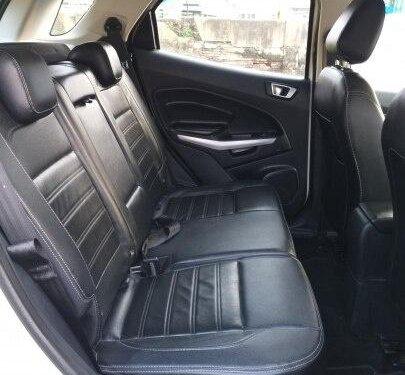 2018 Ford Ecosport 1.5 Petrol Titanium Plus BSIV AT in Chennai