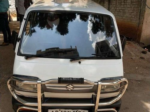 Used 2008 Maruti Suzuki Omni MT in Hyderabad