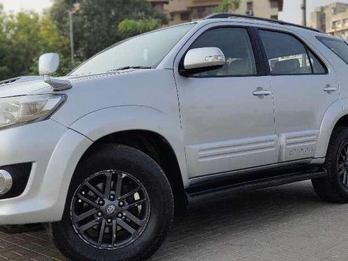 2012 Toyota Fortuner MT for sale in Ahmedabad