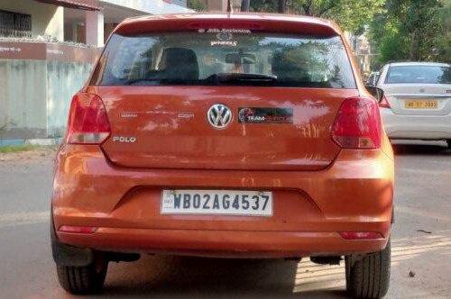 2015 Volkswagen Polo Petrol Highline 1.2L MT in Kolkata