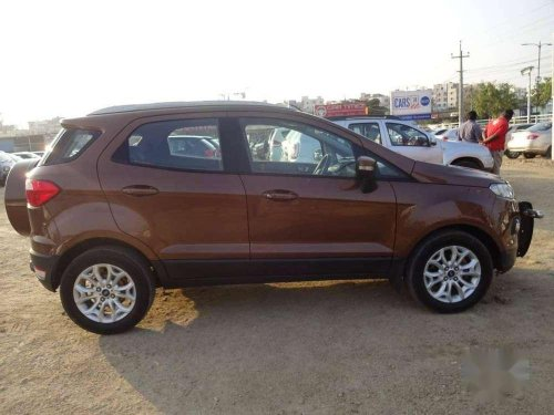 Used 2016 Ford EcoSport MT for sale in Hyderabad