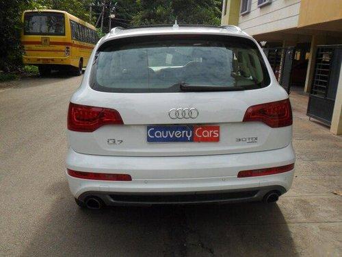 2013 Audi Q7 3.0 TDI quattro AT in Bangalore