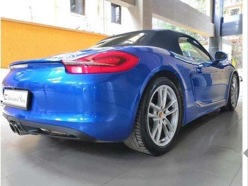 2015 Porsche Boxster S tiptronic AT in Mumbai