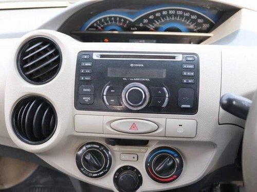 2015 Toyota Platinum Etios MT for sale in Ahmedabad