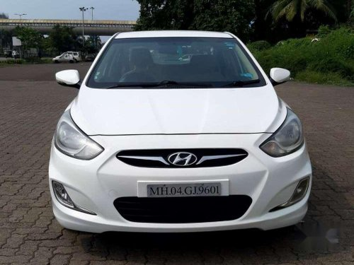 Hyundai Fluidic Verna 2014 MT for sale in Thane