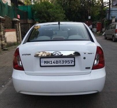 2009 Hyundai Verna CRDi ABS MT for sale in Pune