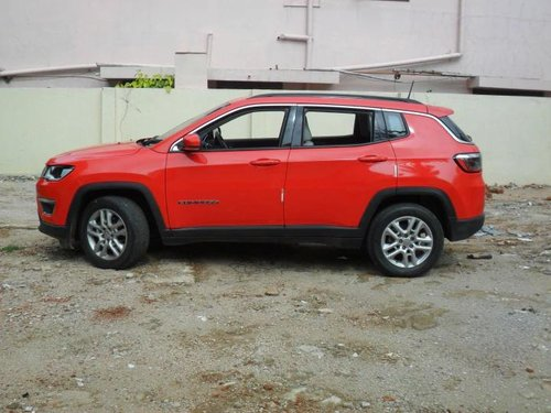 Jeep Compass 2.0 Limited 2018 AT for sale in Bangalore