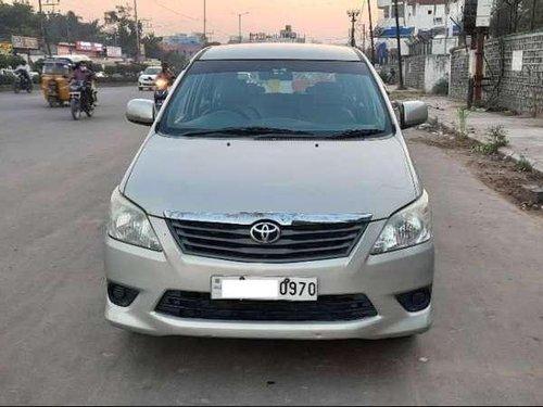 2012 Toyota Innova 2.5 GX 8 STR MT in Hyderabad