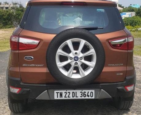 2018 Ford EcoSport 1.5 TDCi Titanium BE MT in Chennai