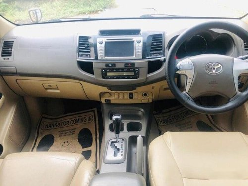 2012 Toyota Fortuner 3.0 Diesel MT for sale in Pune
