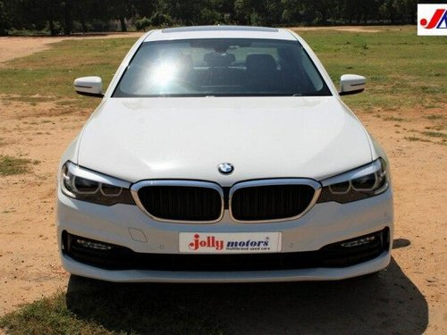 2017 BMW 5 Series 520d Luxury Line AT in Ahmedabad