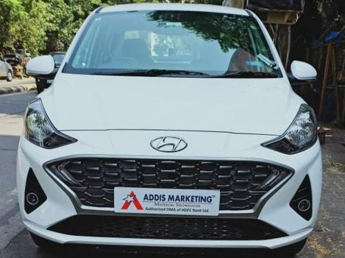 2020 Hyundai Aura S AMT AT for sale in Mumbai