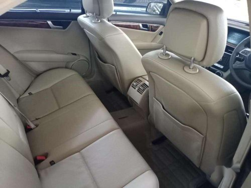 2012 Mercedes Benz C-Class AT for sale in Chandigarh