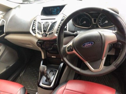 2014 Ford EcoSport 1.5 Ti VCT Titanium AT in Kolkata