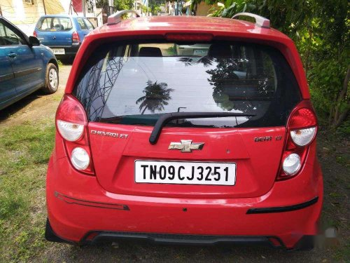 Used Chevrolet Beat LT 2017 MT for sale in Chennai