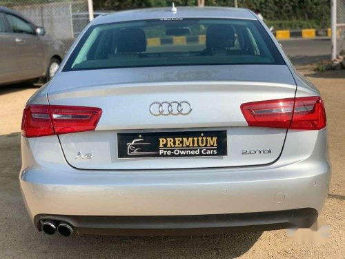 2012 Audi A6 2.0 TDI Premium Plus AT in Hyderabad-6