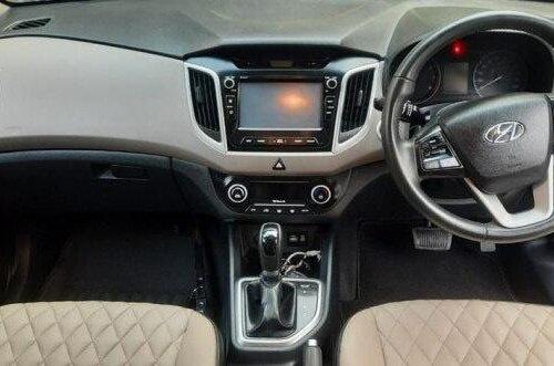 2017 Hyundai Creta 1.6 VTVT SX Plus AT in New Delhi