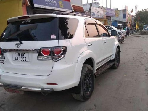2016 Toyota Fortuner AT for sale in Chennai
