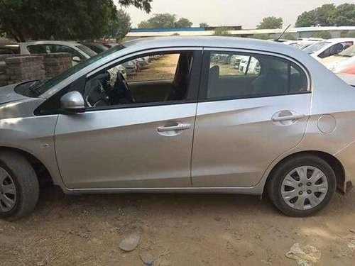 2017 Honda Amaze S Petrol MT for sale in New Delhi