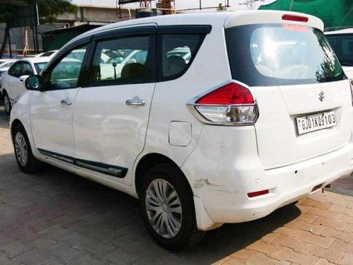 2012 Maruti Suzuki Ertiga VXI MT in Ahmedabad