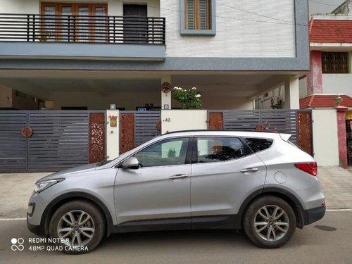 2015 Hyundai Santa Fe 2WD AT in Chennai