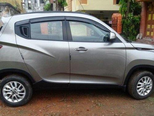 2017 Mahindra KUV100 NXT mFALCON G80 K6 Plus MT in Kolkata
