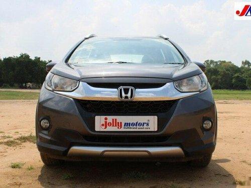 2017 Honda WR-V MT for sale in Ahmedabad