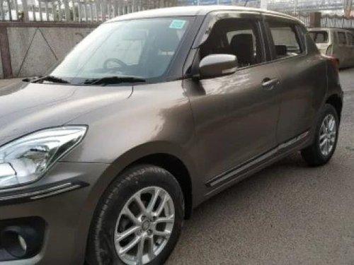 2018 Maruti Suzuki Swift AMT ZXI AT for sale in New Delhi