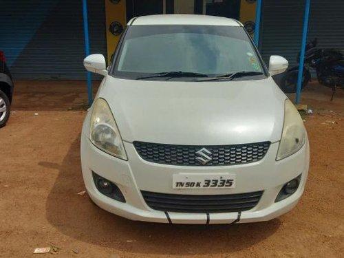 Used 2012 Maruti Suzuki Swift VDI MT in Madurai