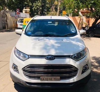 2016 Ford EcoSport 1.5 Diesel Titanium MT in Bangalore