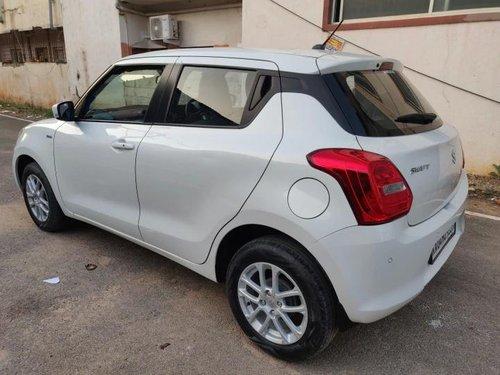 2018 Maruti Swift AMT ZDI AT for sale in Bangalore