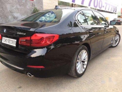 2018 BMW 5 Series 520d Sedan AT for sale in Gurgaon