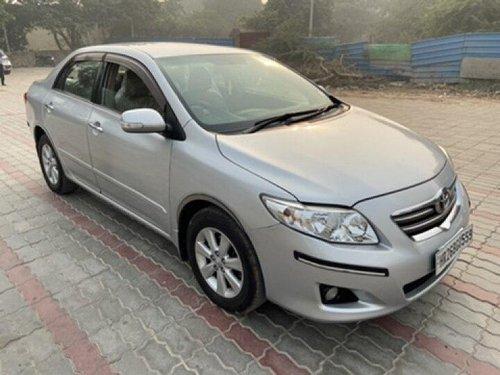 Used 2010 Toyota Corolla Altis G MT for sale in New Delhi