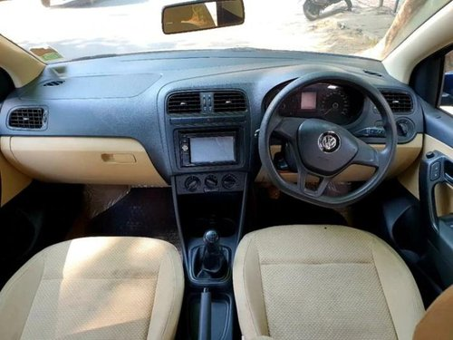 2017 Volkswagen Ameo 1.2 MPI Comfortline MT in Pune