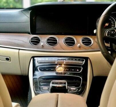 2018 Mercedes Benz E Class E 200 AT for sale in Pune