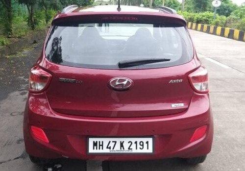 2016 Hyundai Grand i10 Asta AT for sale in Mumbai