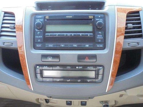 Toyota Fortuner 3.0 4x4, 2011, Diesel MT in Jaipur